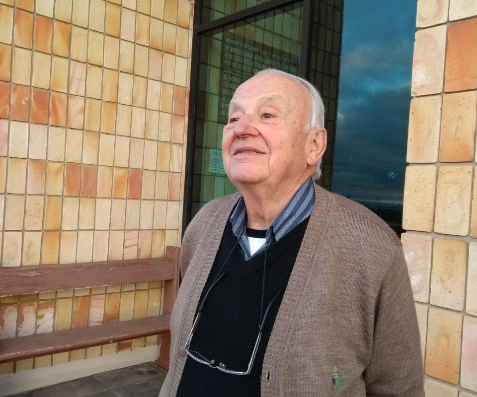 Foto do Padre Cláudio Mallmann, Novo Reitor do Santuário Mãe de Deus